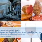 Interview Get Inspired – cocreatie in de foodbranche online